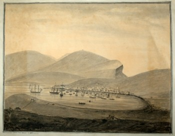 Old image of Stromness. Image © Stromness Museum.